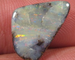 OpalWeb -Natural Boulder Matrix Opal  from QLD - 3.85Cts
