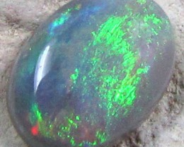 SOLID -BLACK OPAL 0.95 CTS A1254