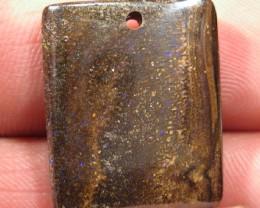 OpalWeb -Natural Australian - Drilled Opal - 29.20Cts