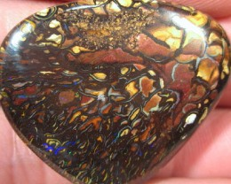 OpalWeb -Natural Australian Gem Opal - 73.50Cts