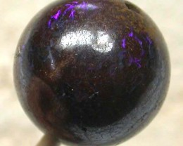 16.70 CTS LARGE  BOULDER BEAD  -TOP POLISH -  [BMP2465]