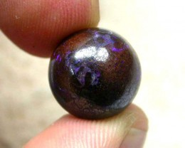 16.70 CTS LARGE  BOULDER BEAD  -TOP POLISH - [BMP2467]