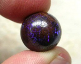 15.45 CTS LARGE  BOULDER BEAD  -TOP POLISH -  [BMP2483]