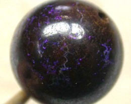 14.65 CTS LARGE  BOULDER BEAD  -TOP POLISH -  [BMP2485]