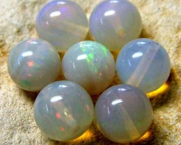 QUALITY OPAL BEAD PARCEL COOBER PEDY 7.80 CTS [CP547]