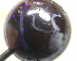 BOULDER BEAD -KOROIT -TOP POLISH - 7 mm  2.61 CTS [BMP2595]