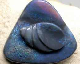 Opal Carvings