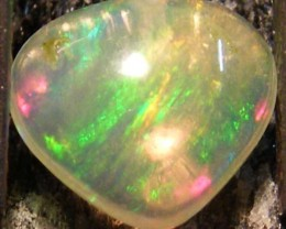ROLLING FIRE ETHIOPIAN OPAL 1.25 CTS  FOB 4