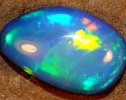 2.25CT SUPER BRIGHT (4.5/5) WELO ETHOPIAN OPAL
