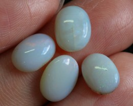 PARCEL 4 OLD STOCK SOLID OPALS 6.78CTS 0894