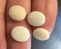OLD STOCK SOLID OPAL 8.65CTS 0896