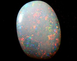 OLD STOCK SOLID OPAL 2.84CTS 01057
