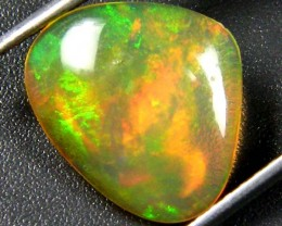 GREEN FIRE ETHIOPIAN OPAL 1.20 CTS  FOB 117