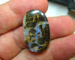 THIS IS THE BACK OF THE STONE WHICH COULD ASLO BE USED GOOD LUCK IN PICKING WHICH SIDE YOU LIKE THE BEST