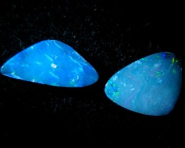 OLD STOCK DOUBLETS OPAL 5.71CTS 0869