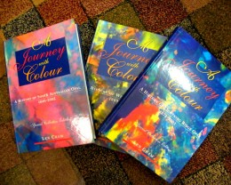 COLLECTOR ITEM OPAL BOOKS LEN CRAM SET OF 3-INVESTMENT