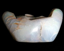 OLD STOCK SOLID SHELL OPAL NOAHS ARK 21.96CTS 0889