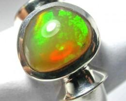 Ethiopian Opal Rings