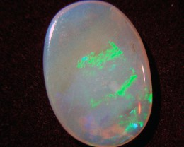 OLD STOCK SOLID OPAL 2.96CTS 0445