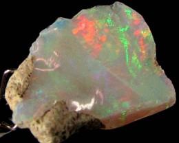 F Rough Ethiopian Opal 5.55 Carats  code QOM 658