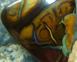 NATURAL BEAUTIFUL BOULDER KOROIT PATTERN OPAL 30.50 CTS A7185