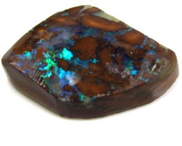 BOULDER  OPAL ROUGH RUB 13.95CTS  MM 1888