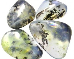 PERU OPAL WITH DENDRITIC INCLUSIONS PARCEL 29.00CTS [VS5186]