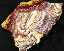 UTAH LACE AGATE SLAB 303.45 CTS [VS5227]