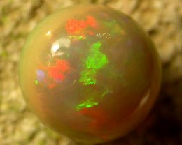 BRIGHT WELO  OPAL -HIGH DOME    -ETHIOPIA 5.99 CTS [VS5257 ]