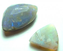 BLACK OPAL ROUGH PARCEL L. RIDGE  13 CTS  DT-7221