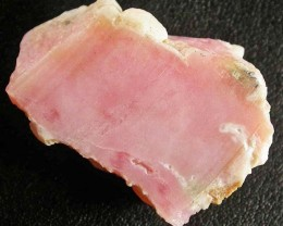 PINK OPAL ROUGH  -PERU 59.10 CTS  [VS5277]