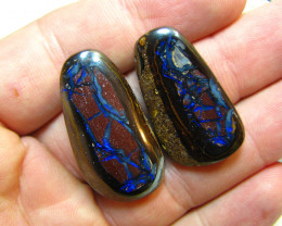 2 MATCHING STONES GREAT FOR JEWELLERY ...