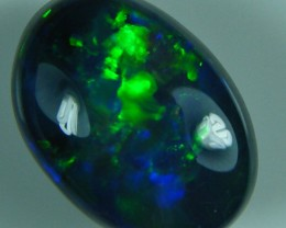 LOVELY LIGHTNING RIDGE BLACK OPAL1.60 CTS   (x12)