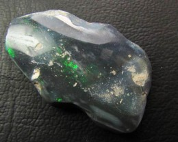Back of the opal.