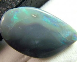 OPAL POLISHED L RIDGE PICTURE STONE 12.68 CTS ADO-4305