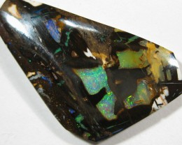 Lovely Patterns and bright opal. Great combination.