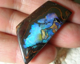 BOULDER OPAL MATRIX PICTURE STONE #5510/6