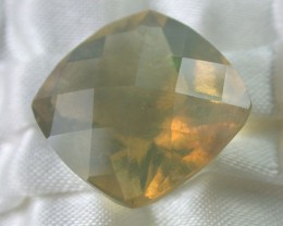 LIGHTNING RIDGE FACETED OPAL CRYSTAL #LF17/288