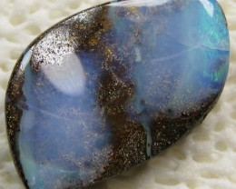 great value=DRILLED BOULDER OPAL,20.85.CTS.FROM CO