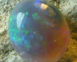 LIGHTNING RIDGE CRYSTAL OPAL (.45cts)A19