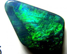 BLACK OPAL L RIDGE GEM GRADE  22.60 CTS RRP-UPTO 800 PER CT