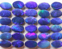 3.95 cts. Beautiful Opal Doublets (R599)