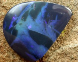 37.70 ct Massive Black Opal (R1036)