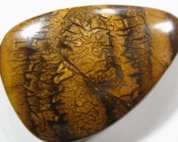 A Little piece of Australia- Drilled Boulder Opal.