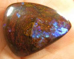 wonderful boulder matrix opal.