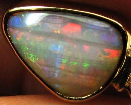 FORMED AS OPAL SHELL