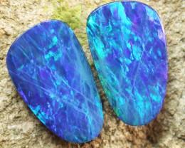 Opal Doublet Pair (R1390)