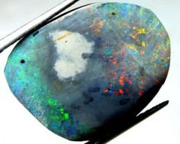 12 CTS BLACK OPAL ROUGH  L. RIDGE   DT-1377
