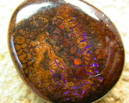 37.16  CTS BEAUTIFUL PATTERNED YOWAH STONE [AUY50 ]