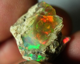 Two Tone AAA Quality Rough Ethiopian Opals